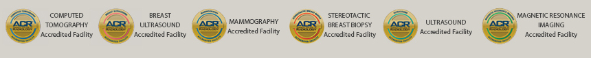 Accredited Facility Seals